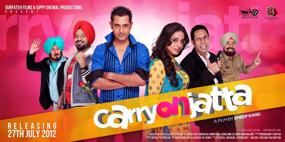 Carry on Jatta - Punjabi Movie